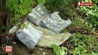 Уральские мужики нашли 10 кг кредиток и огребли проблем