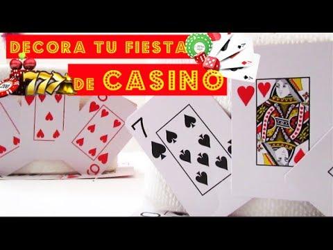 Ideas Para Tu Fiesta De Casino Lo Más Cool