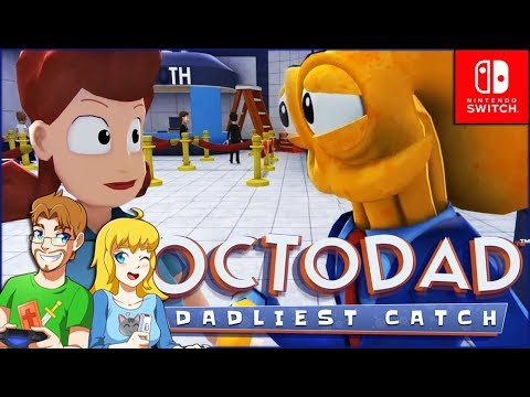octodad dadliest catch nintendo switch what is this game full
