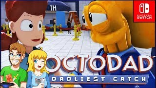 Octodad: Dadliest Catch (Nintendo Switch) WHAT IS THIS GAME? Full Story
