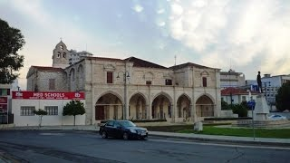 St Josephs Convent And Catholic Church - Larnaca