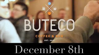 Live Latin Music and Brazilian Cuisine at Buteco Coffee & Bar - December 8th