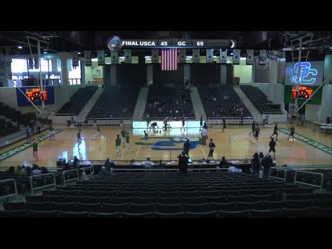 GC WOMEN'S BASKETBALL: USC Aiken at Georgia College