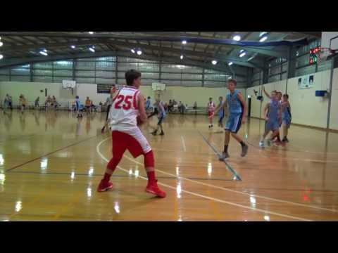 Countdown to 2017 Nationals: North Adelaide Rockets U14 Boys - Drives, Post Moves and Jumpshots