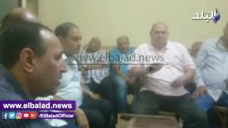 بالفيديو والصور.. أصحاب مصانع الغزل بالمحلة يعلنون عن إضراب بسبب غلاء الغزول