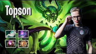 Topson - Pugna | Dota 2 Pro Players Gameplay | Spotnet Dota 2