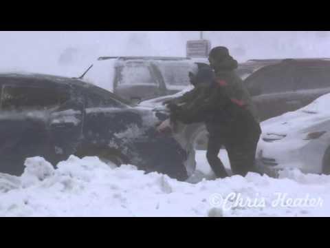 Februrary 2nd Grand Island, NE Blizzard and Aftermath