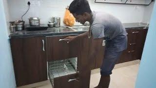 Ramya Modular Kitchen, Mr. Sudarshan Kancheepuram,
