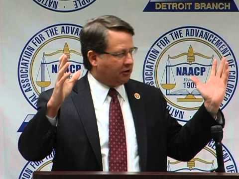 Allies, Issues, and Action Meeting: Congressman Gary Peters
