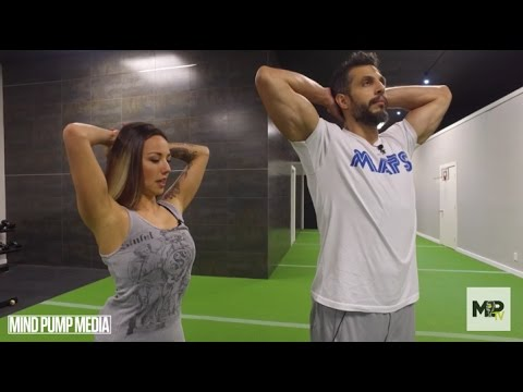 Correcting Upper Cross Syndrome to Improve Posture & HealthSuboccipital Stretch