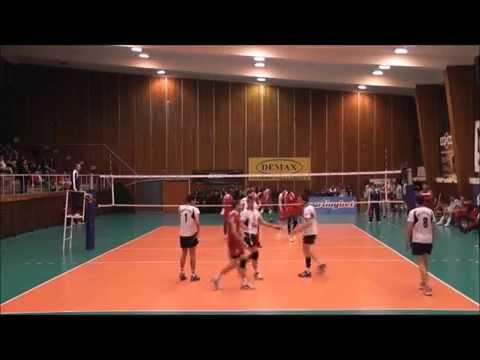 Montana:CSKA 2010/2011 Mladen Mladenov N 14 Volleyball.wmv