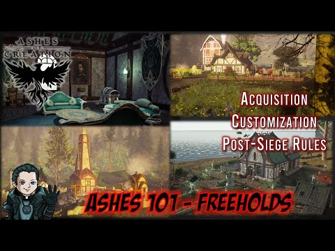 Ashes 101 - Ashes of Creation Freeholds