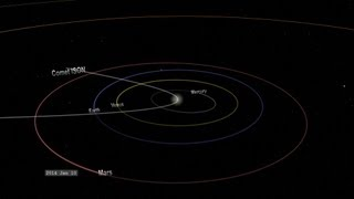 NASA | Comet ISON's Path Through the Solar System