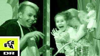Morten og Naja Münster møder klam dukke i mørke | Ultras Sorte Kageshow