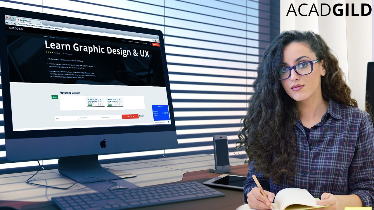 Ui Ux Design Course Introduction To Design Maestro Training Acadgild Youtube