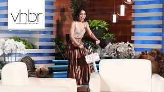 Vanessa Hudgens no The Ellen DeGeneres Show - 06.02.17 | Legendas PT-BR