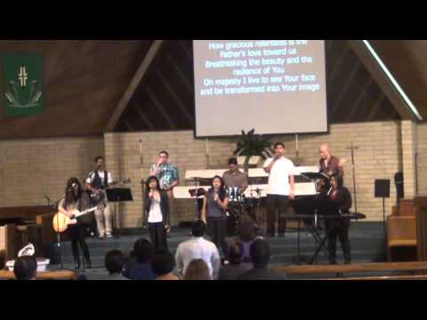 Worship Cover: I Will Search - Israel & New Breed