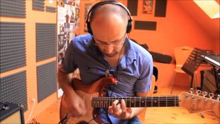 "Nickelback ""Never gonna be alone"" - electric guitar"