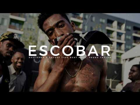 (FREE) Desiigner x Future Type Beat - Escobar I Trap/Rap Instrumental Beat 2017 I Prod. Young Taylor