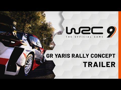 WRC 9   GR Yaris Rally Concept Trailer