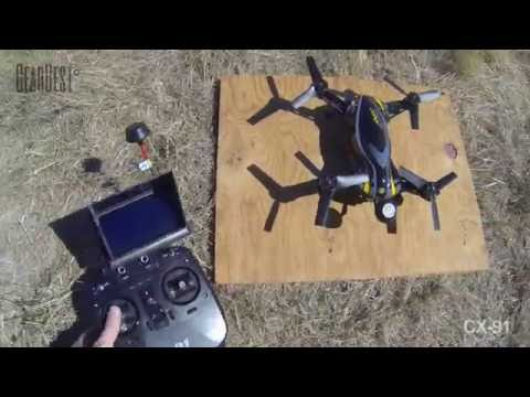 Cheerson CX-91B - Beginner Fpv Racer Drone - Pro Pilot Review