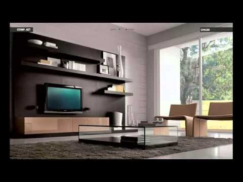 Most beautiful living room home interiors interior design 2015 youtube - Beautiful house interior living room ...