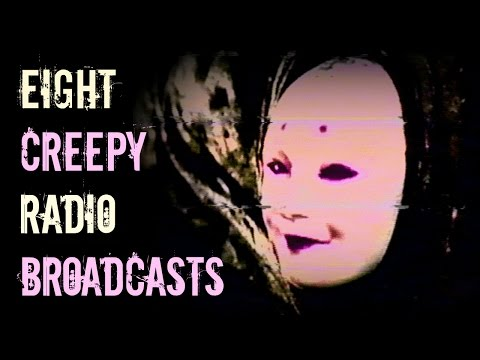 8 Disturbing & Mysterious Radio Broadcast Stories