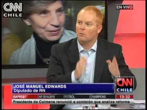 """Edwards: """"Si me preguntan qué significa Allende para el país creo que ..."""
