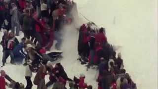 The Crash Reel - The Best Alpine Ski Racing Crashes | ISOS020