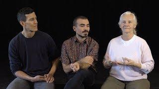 Duo à trois voix/Duetto a tre voci 2019 : James Viveiros et Fabio Novembrini