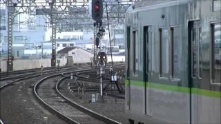 京阪電車***2/20 朝の9003編成ちゃん