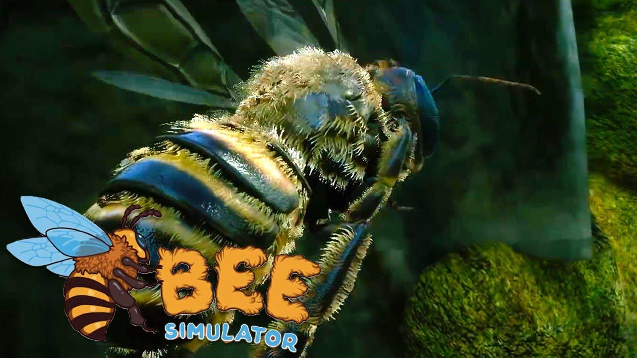 Выход необычного «симулятора пчелы» Bee Simulator перенесли на 2019 год