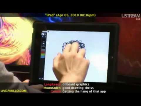 Adobe Ideas Virtual Sketchbook