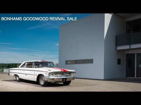 Bonhams Auction Live | Goodwood Revival 2017