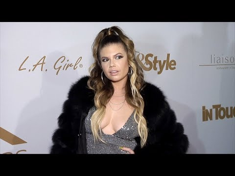 Chanel West Coast OK!, Star, In Touch And Life & Style 2019 Pre-Grammy Party