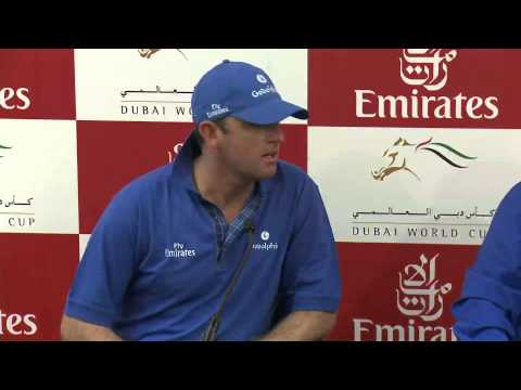 Interview with Saeed Bin Suroor & Charlie Appleby