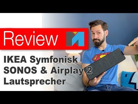 🔈 Review IKEA Symfonisk SONOS Lautsprecher: So gut sind sie wirklich!