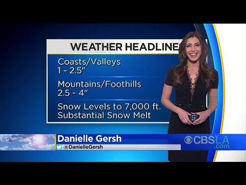 CBSLA Morning Weather Brief (Feb. 12) – Los Angeles Alerts