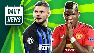 Higuain QUITS, Southampton BAN Fortnite + Paul Pogba to Real Madrid? ► Onefootball Daily News