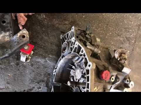 how to change the clutch on a 03 saturn ion