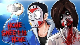 Home Sweet Home - Scary Girl Stalker! (MUST ESCAPE!) Ep. 1