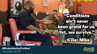 Killer Mike On Police and Politics