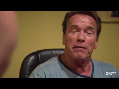 Arnold Schwarzenegger interview FULL w. Glenn Twiddle