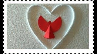 Dancing Angels  Paper Craft  5 Minute Crafts