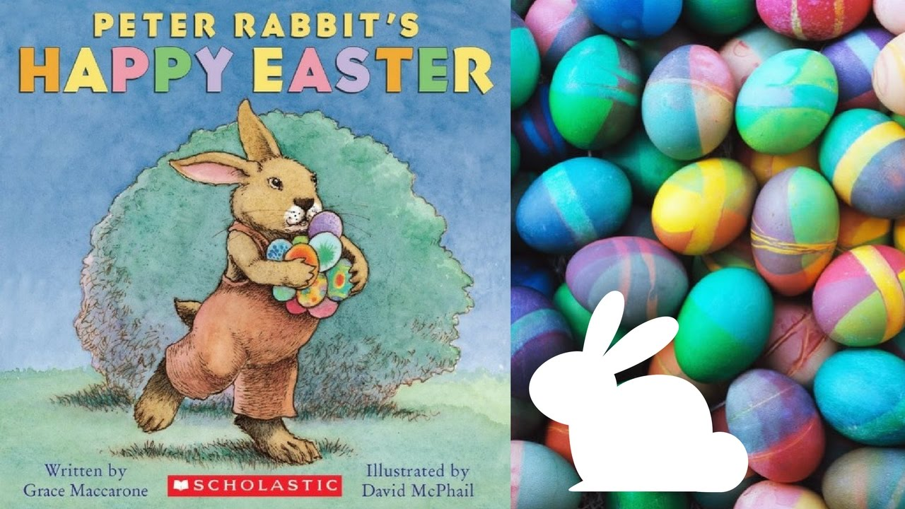 Peter Rabbits Happy Easter Book By Grace Maccarone