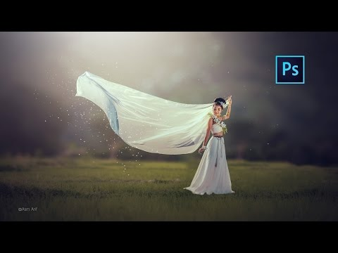 Photoshop Cc Tutorial: Wedding Photo Edit (Photography)