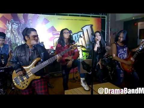 Drama Band feat. Sarah Fazny - Bunga Angkasa