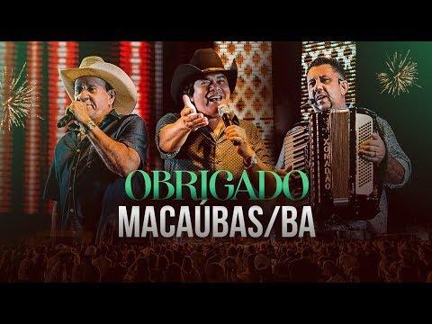 Trio Parada Dura em Macaúbas/BA