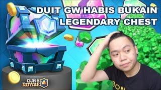 DUIT GW HABIS BUAT BUKAIN LEGENDARY CHEST!