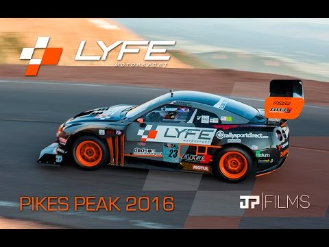 Pikes Peak 2016 Race To The Clouds